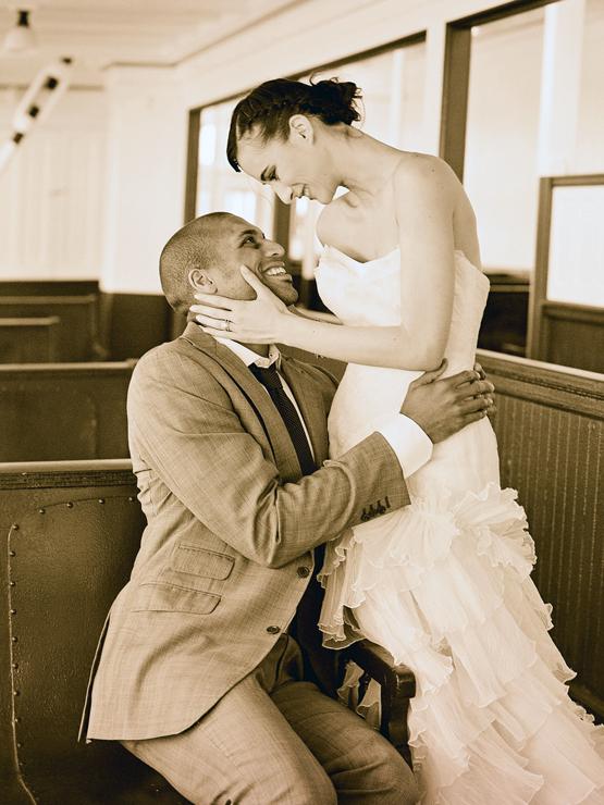Kiss the Groom ELIZABETH MESSINA Love Poem
