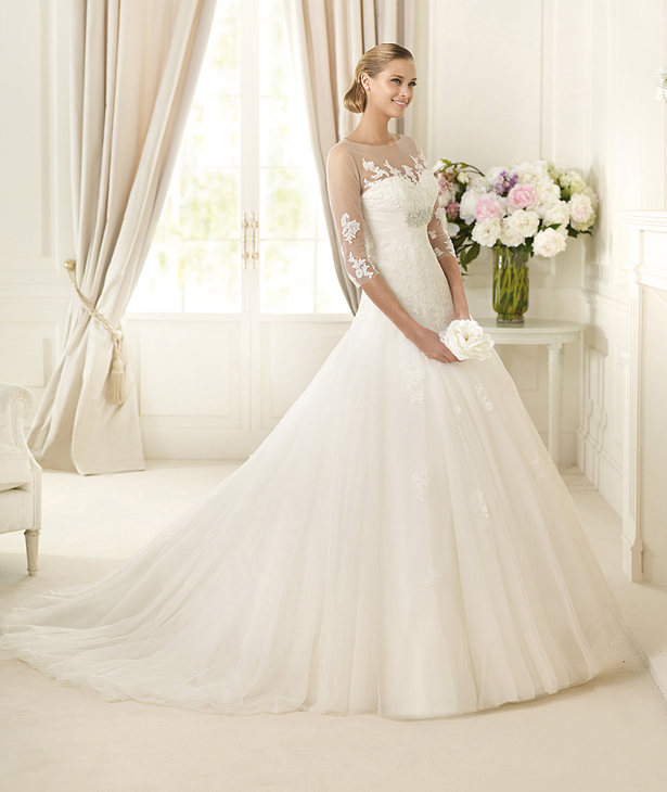 Pronovias 2013 Bridal Dress DAIFA