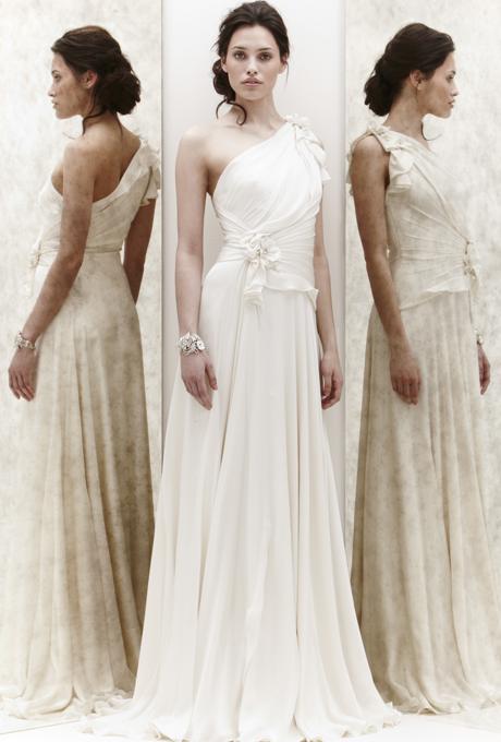 New Jenny Packham Wedding Dress Spring 2013 Collection