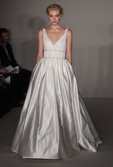 The best vintage inspired bridal gowns of 2012 Collections from NYC ...