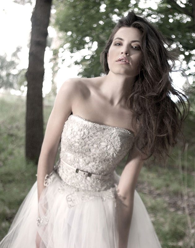 Mariana Hardwick's Ambellina Wedding Dress