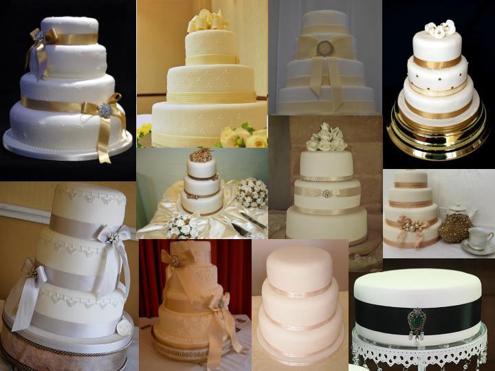 Cake Inspiration Board