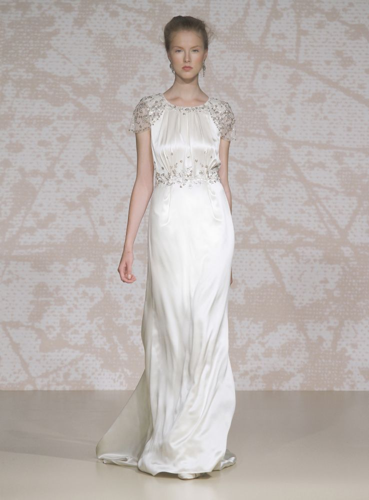 Designer Jenny Packham - Queen of Deco - Chic Vintage Brides : Chic ...