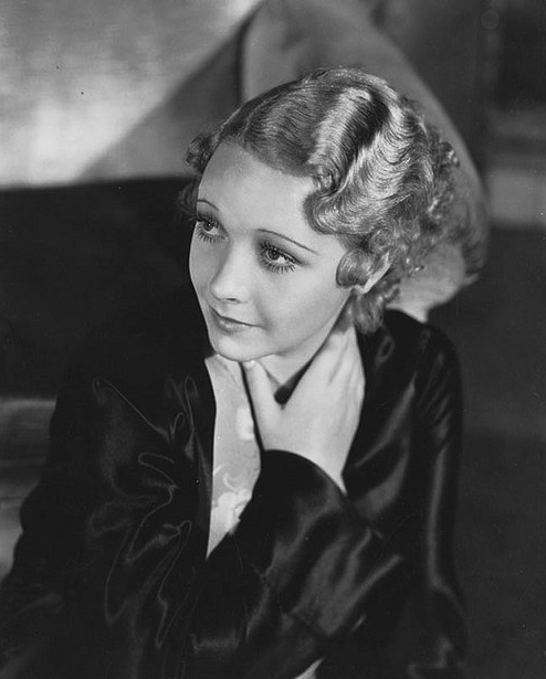 Helen Twelvetrees Marcel Waves