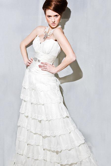 Mariana Hardwick's Romance Wedding Dress