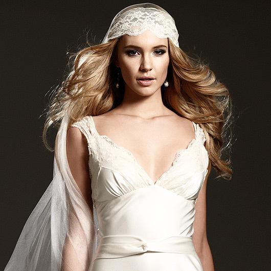 The Lucy Dress & Veil