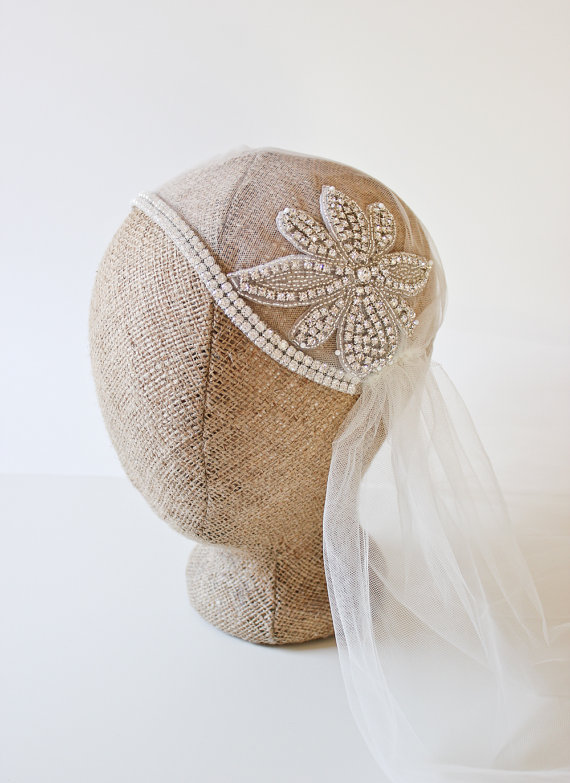 Veiled Beauty Juliet Cap Veil