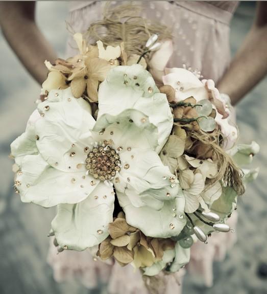 Vintage Jewelled Noaki Bouquet