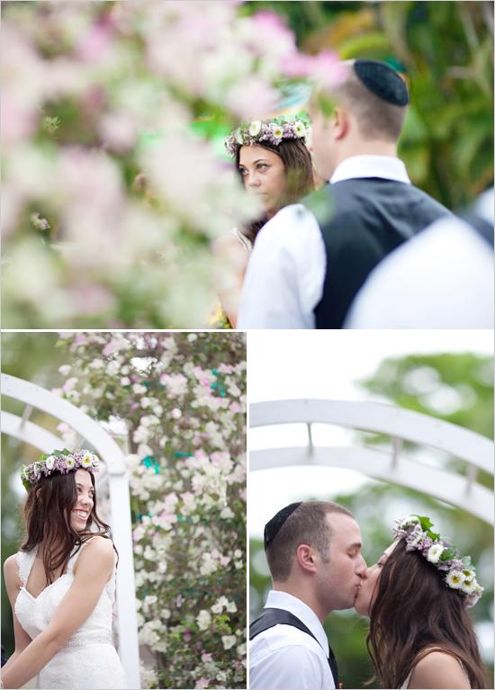 Bohemian Flower Bridal Headband
