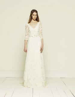 Collette Dinnigan Lace Wedding Dress