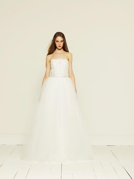 Collette Dinnigan 2012 Bridal Gown - Diamonds