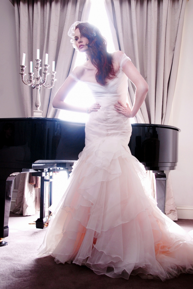 Karen Willis Holmes Wedding Dress Gabriella