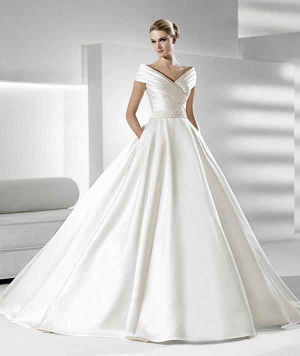 La Sposa 1950s inspired Bridal Gown Simbolo