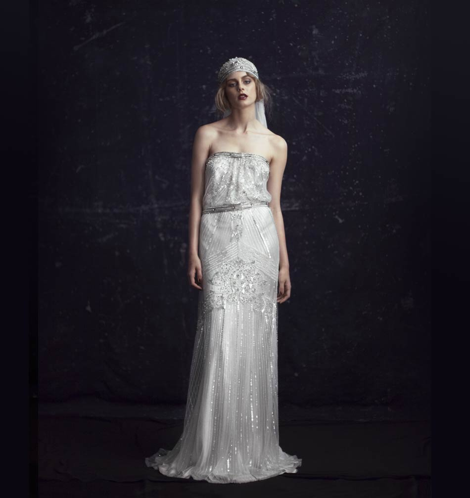 Johanna Johnson Bridal Dress The London - Front