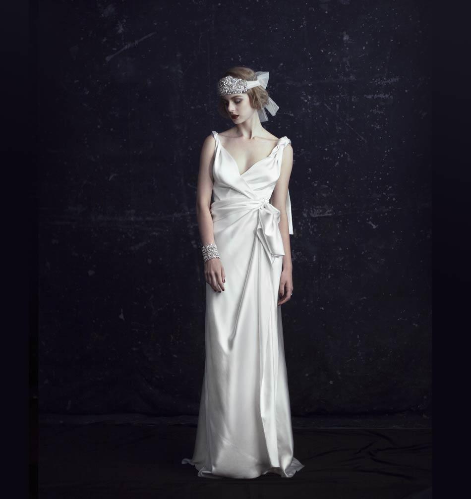 Johanna Johnson Bridal Dress The Lotus - Front
