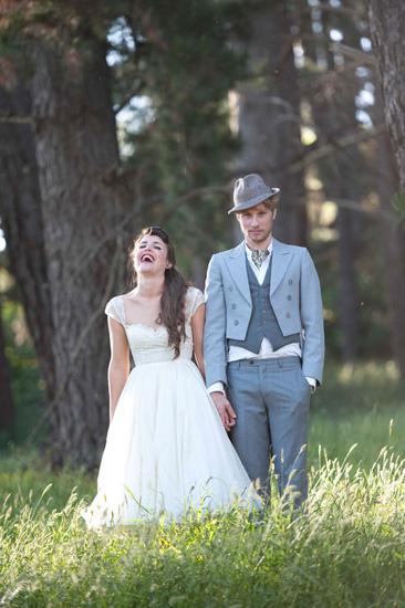 Carmen & Jonny's Vintage styled Australian Wedding Shoot