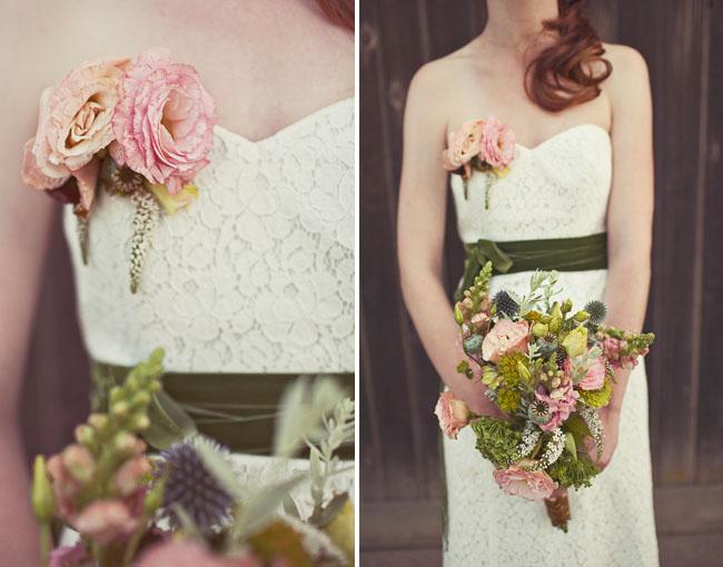 Corsage & Bouquet