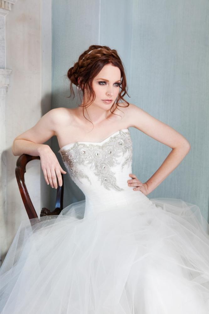 Karen Willis Holmes - Felicity Bridal Gown