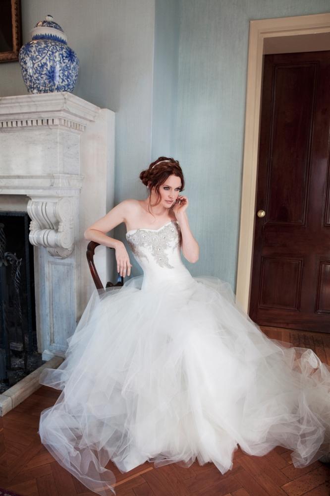 Karen Willis Holmes Bridal Gown - Felicity