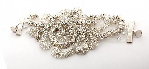 Karen Willis Holmes - Lace Cuff Bracelet