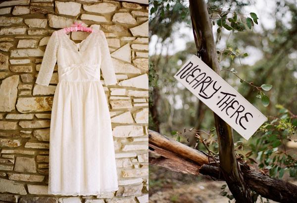 Retro inspired Melbourne Wedding