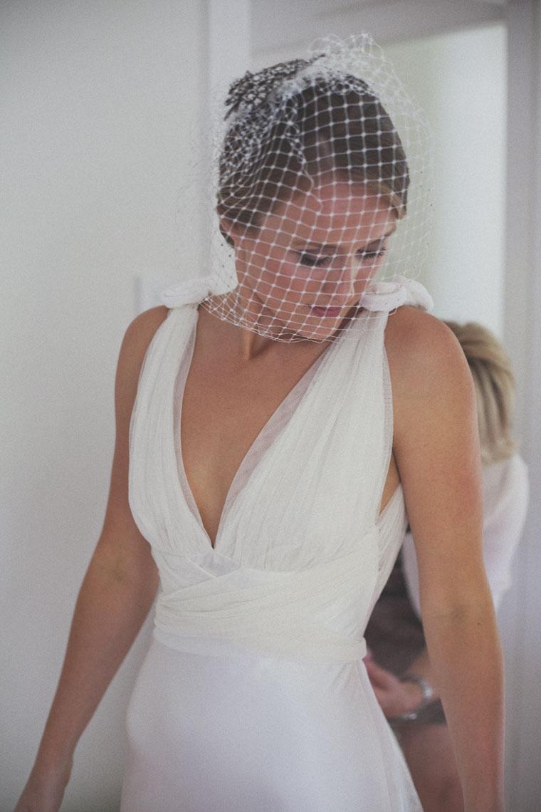 Ryan & Alex Copacabana NSW, Australia Vintage Inspired Bride