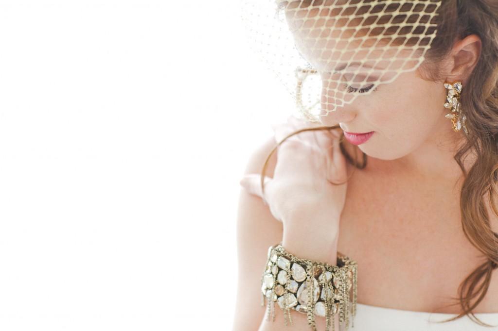 Alexia Michael Toowoomba Wedding by CK Metro Photos - Bride & Statement Cuff