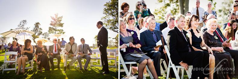 Guests - Keirra & Chris Noosa Australia Wedding - Studio Impressions