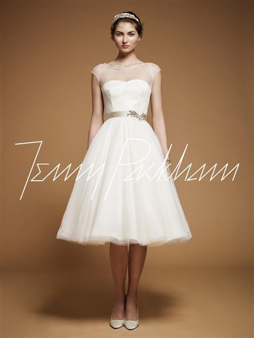 Jenny Packham 2012 Wedding Dress Nymph