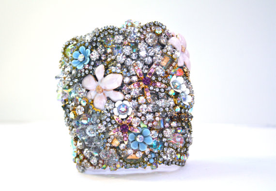 One of a Kind Cuff by Doloris Petunia