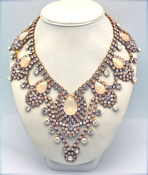 One of a Kind Necklace - Bayadere, from Doloris Petunia
