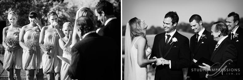 Tears - Keirra & Chris Noosa Australia Wedding - Studio Impressions