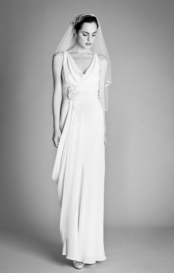 Temperley Ophelia 2012 Bridal Collection Chloe Dress