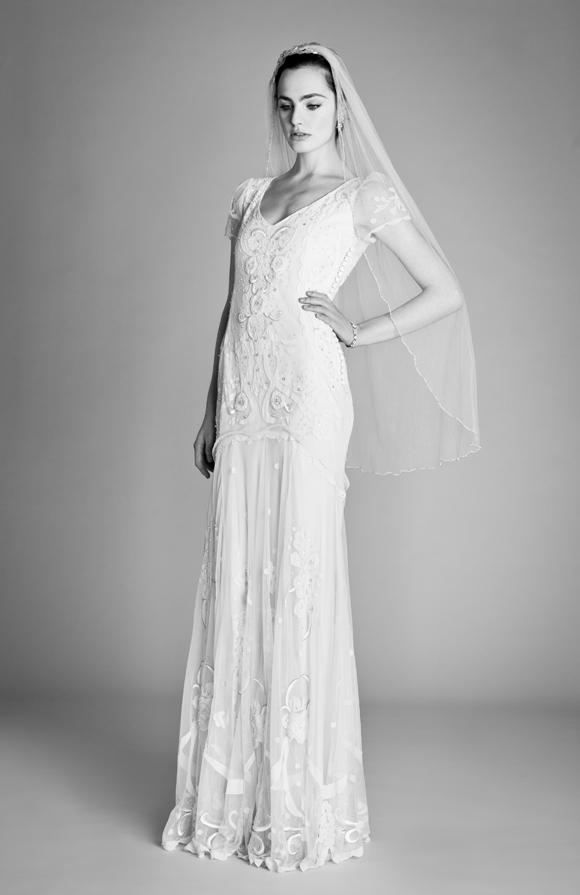 Temperley Ophelia 2012 Bridal Collection Elisha Dress