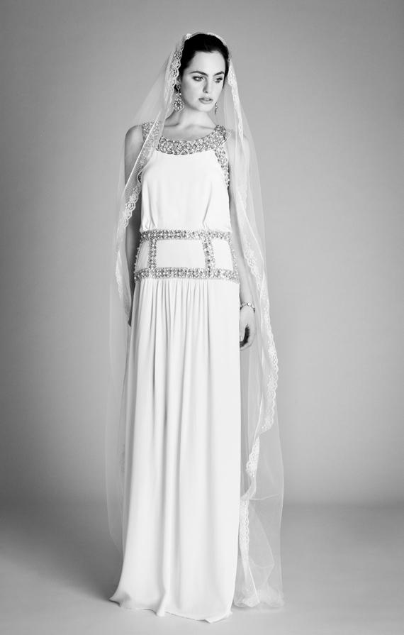 Temperley Ophelia 2012 Bridal Collection Emmeline Dress