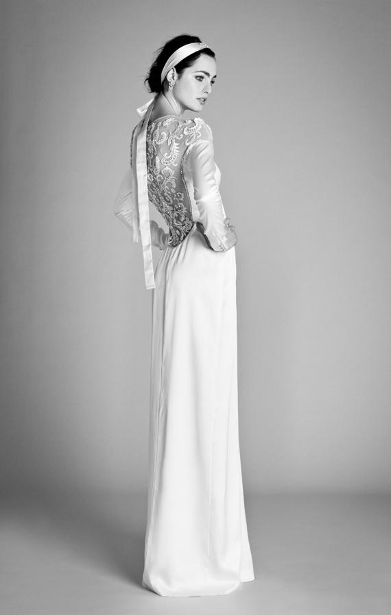 Temperley Ophelia 2012 Bridal Collection Estella Dress