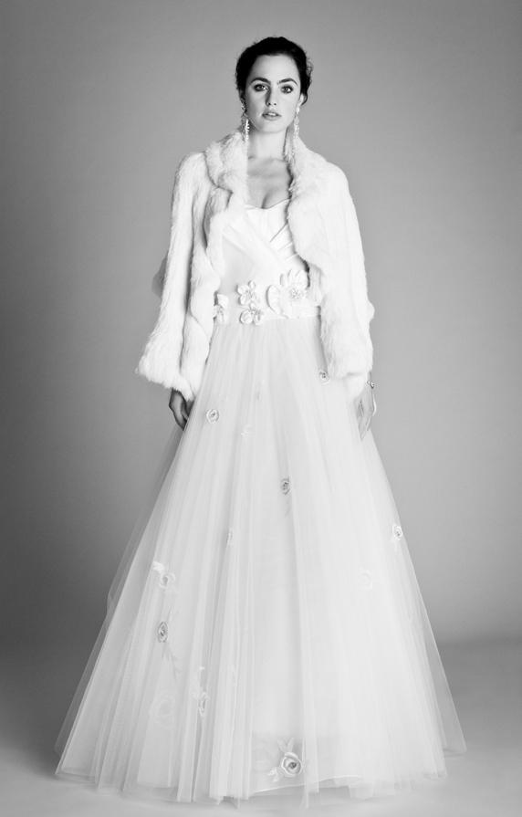 Temperley Ophelia 2012 Bridal Collection Imara Dress