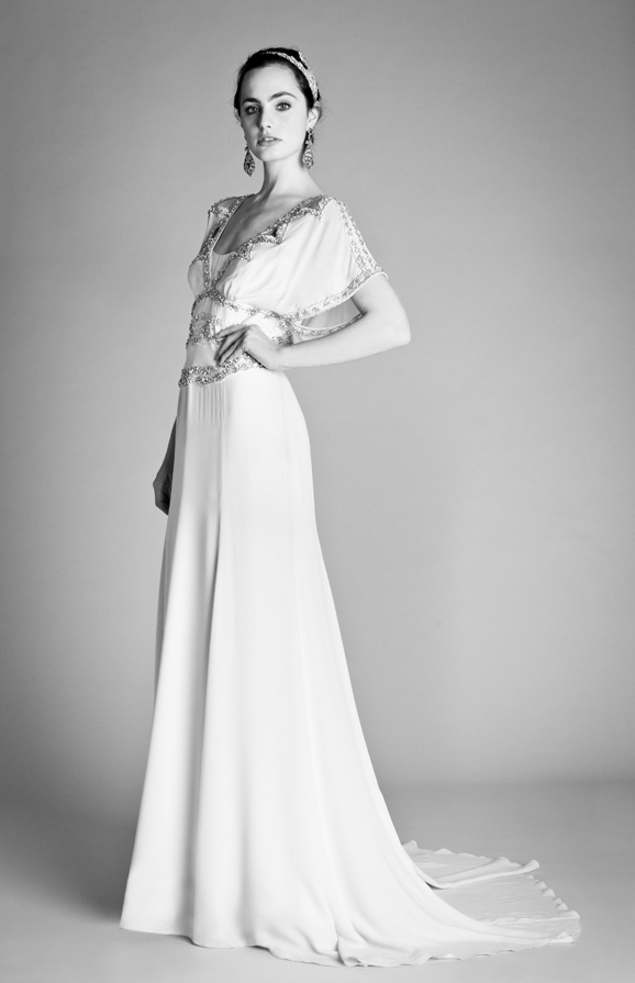 Temperley Ophelia Bridal Collection Jean II
