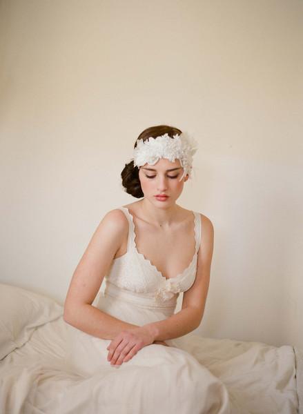 Twigs & Honey 2012 Flapper Headpiece Style #249