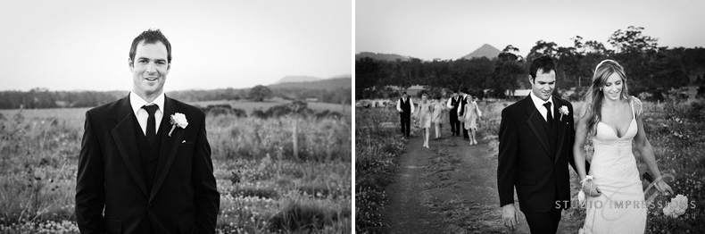Wedding Party - Keirra & Chris Noosa Australia - Studio Impressions