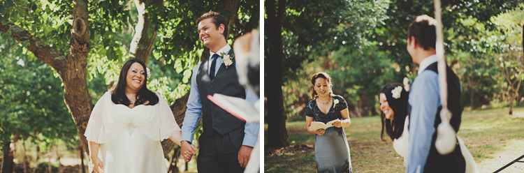 Dreamy Daylesford Lavender Farm Wedding - LJ & Tom by Jonathan Ong