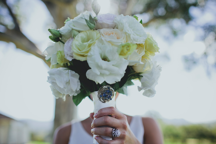 Chic Hunter Valley Wedding - Tim & Rhiannon by James Frost Photography