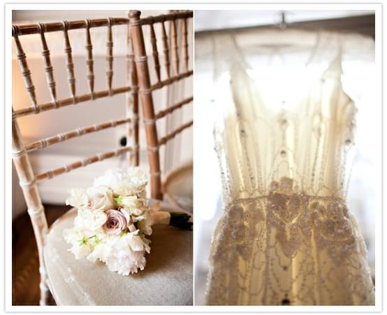 100 Layercake - London Wedding with a Jenny Packham dress