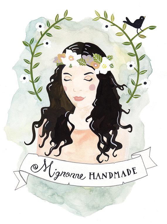 Mignonne Handmade Chic Vintage Brides 50% Off Code