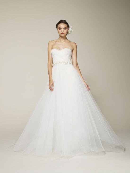 Marchesa Spring 2013 Wedding Dress