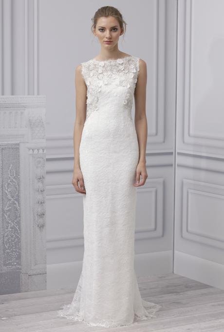 MONIQUE LHUILLIER SS13 Bridal Collection