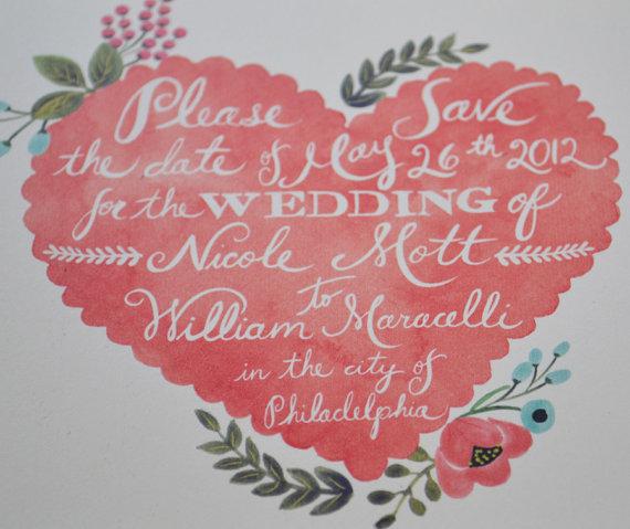 Loft Life Press Wedding Stationery