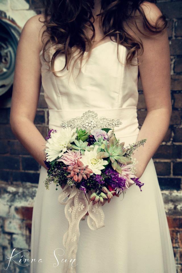 A Beautiful Collaboration by Kirra Sun Photography Dress by Jennifer Gifford