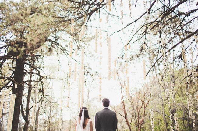GWS Real Woodland Wedding