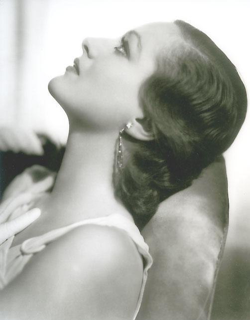 Joan Crawford Finger Waves